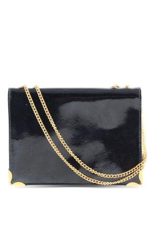 Minitasche schwarz Elegant