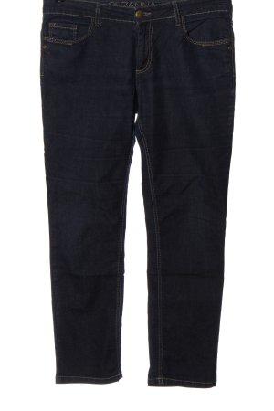 Breuninger Jeans met rechte pijpen blauw casual uitstraling
