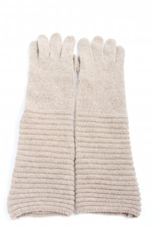 Breuninger Knitted Gloves natural white casual look