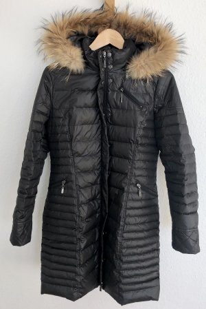 Suzanna Down Coat black