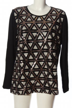 brian Splendor Blouse graphic pattern casual look