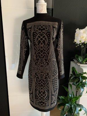 Brian Rennie Robe de soirée noir polyester