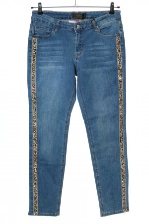 Brian Rennie Skinny jeans blauw casual uitstraling
