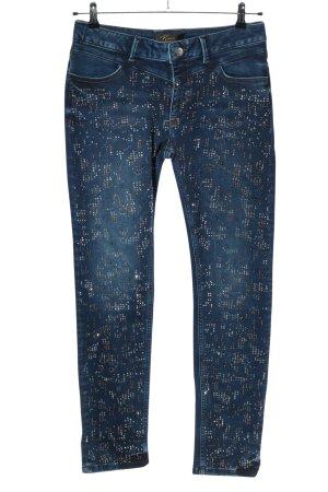 Brian Rennie Slim jeans blauw casual uitstraling