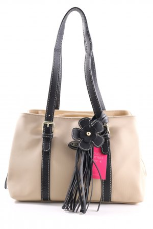 Bric's Carry Bag cream-black business style