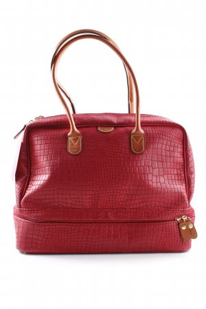 Brics Bowling Bag multicolored Leather items