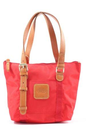 Brics Handbag red-brown casual look