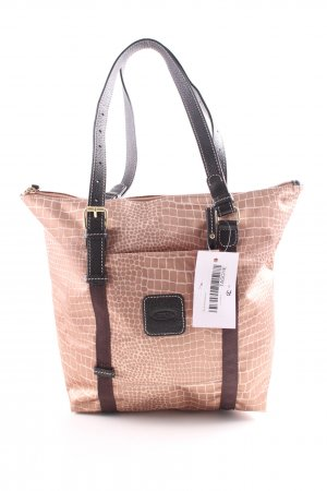 Brics Henkeltasche Allover-Druck Casual-Look
