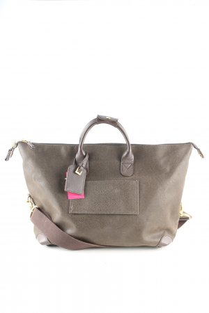 Brics Henkeltasche braun Business-Look