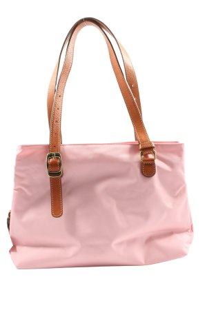 Brics Carry Bag pink casual look