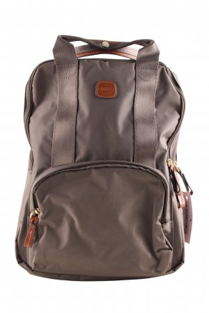 Brics Notebookrucksack braun Casual-Look