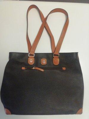 Bric's Shoulder Bag taupe-brown