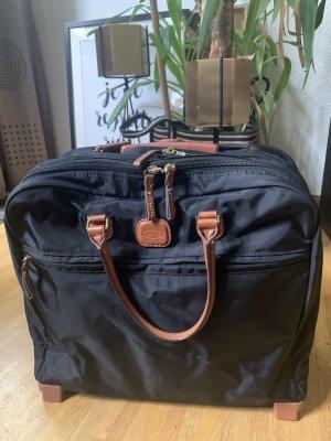 Brics Laptop bag black-brown