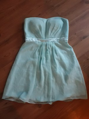 Vera Mont Bandeau Dress light blue
