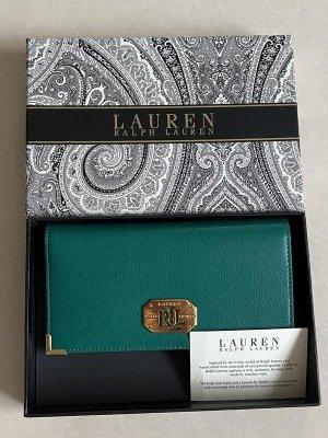 Brieftasche Leder Premium Leder Ralph Lauren