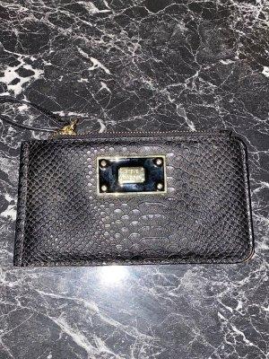 Brieftasche mit integrierter Handytasche und Halterung für das Handgelenk