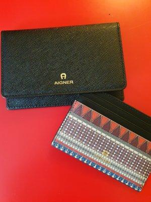 Brieftasche mit Kartenetuie