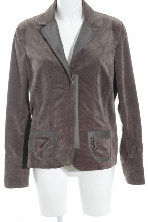 Brigitte Büge Short Blazer bronze-colored elegant
