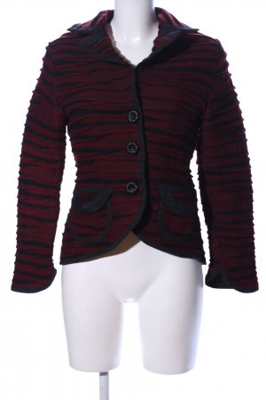 Brigitte Büge Wool Jacket red-black casual look