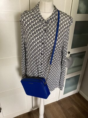 Brigitte von Boch Jersey Bluse Xl 40 42