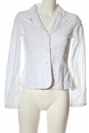 Brigitte von Boch Korte blazer wit elegant