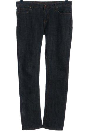 Brigitte von Boch Jeans met rechte pijpen blauw casual uitstraling