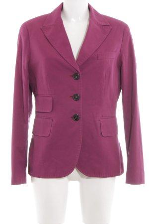Brigitte von Schönfels Long-Blazer pink Business-Look