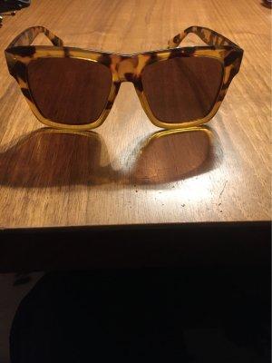 H&M Gafas marrón-marrón oscuro