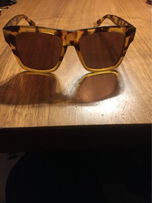 H&M Glasses brown-dark brown