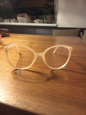 H&M Gafas crema