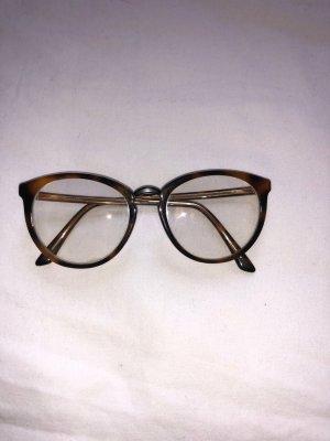 Dior Glasses brown-dark brown acetate