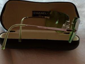 Chanel Bril lichtgroen