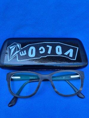 Oval Sunglasses dark brown
