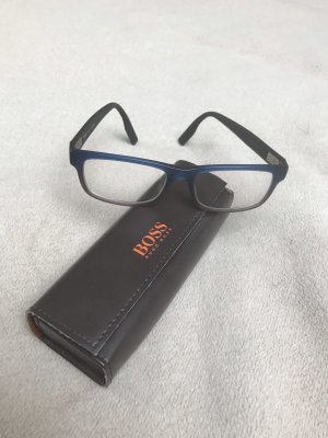 Hugo Boss Glasses slate-gray-light brown