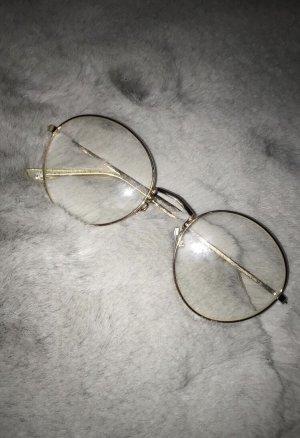 H&M Gafas color oro