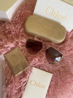 Chloé Aviator Glasses multicolored