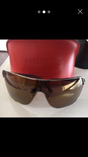 RED Valentino Bril zwart-zilver