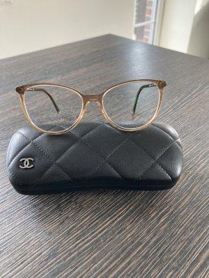 Chanel Okulary jasnobrązowy