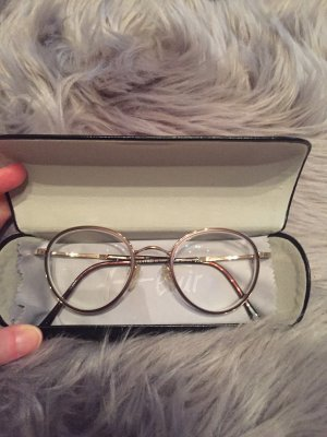 Flair Glasses gold-colored-bronze-colored metal