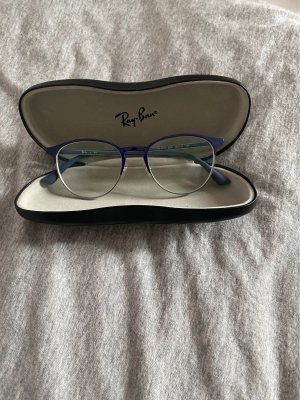 Ray Ban Glasses steel blue
