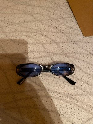 Glasses dark blue-black