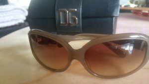 Dolce & Gabbana Gafas marrón claro