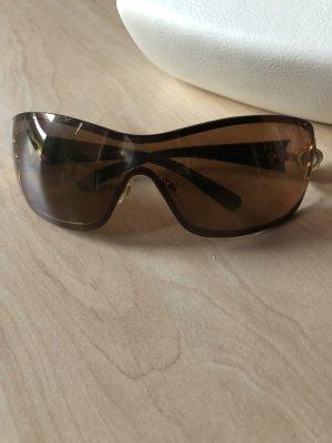 Chanel Gafas marrón-negro