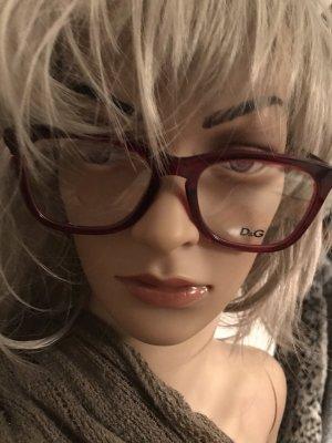 Brillenfassung von Dolce&Gabbana Bordeaux
