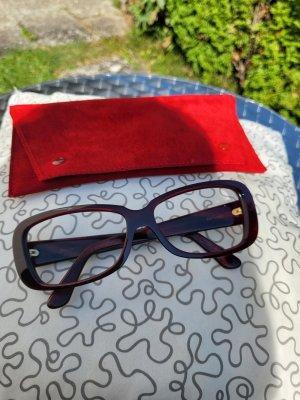 Cartier Okulary bordo