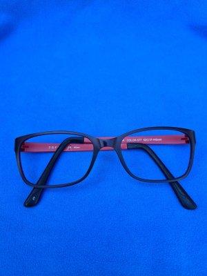 Esprit Gafas negro-rojo oscuro