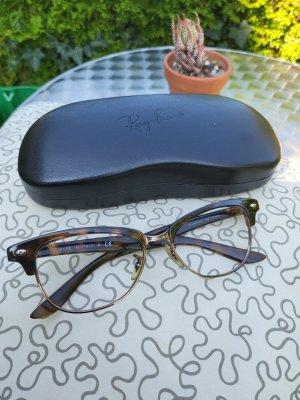 Ray Ban Okulary ciemnobrązowy