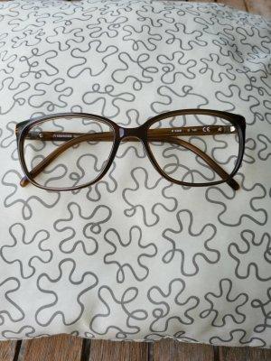 Rodenstock Okulary brąz-złoto