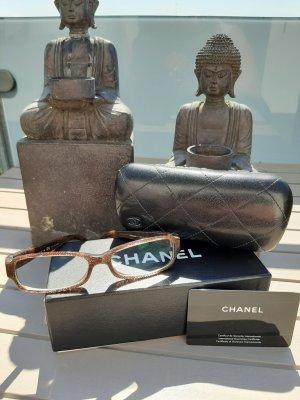 Brillengestell von Chanel mit Etui und Box