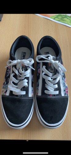 British Knights Sneakers met veters zwart